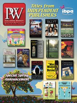 HATTIE is featured on the cover of Publishers Weekly
