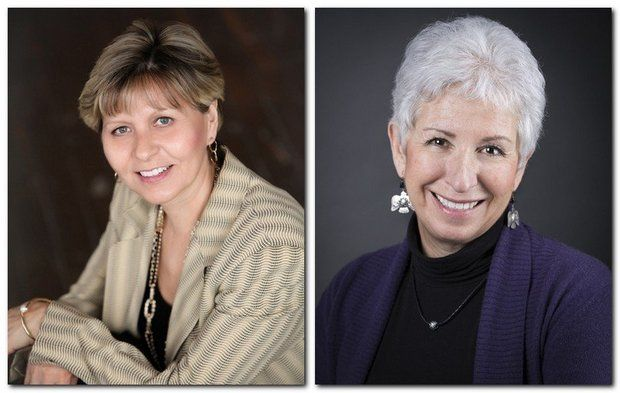 Bowen and Grenier honored by HCC with 2014 distinguished alumni awards