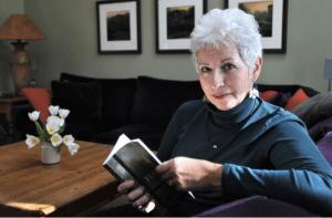 Anna Bozena Bowen Author of Hattie the novel